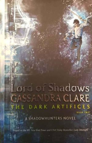 Lord of Shadows (The Dark Artifices Book 2) - Full Text