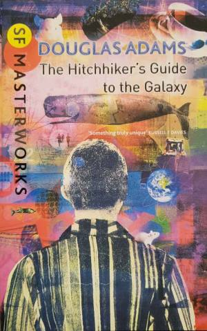The Hitchhiker's Guide To The Galaxy - Full Text